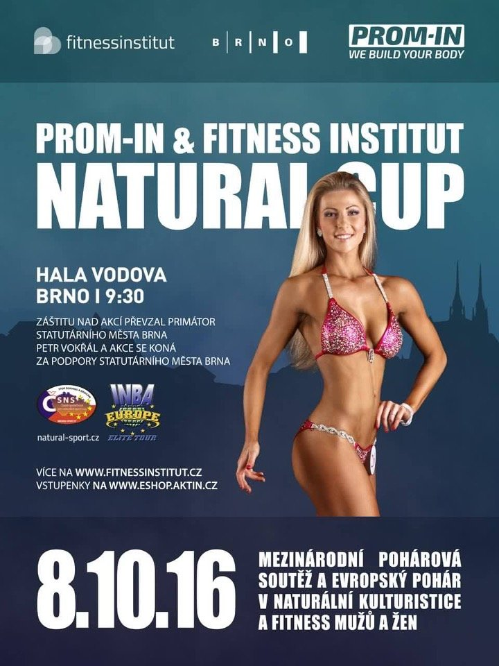 Fitness Institut Natural Cup 2016