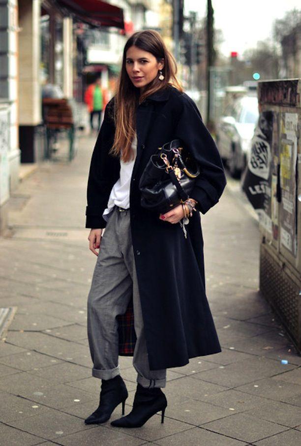 Oversized fashion!