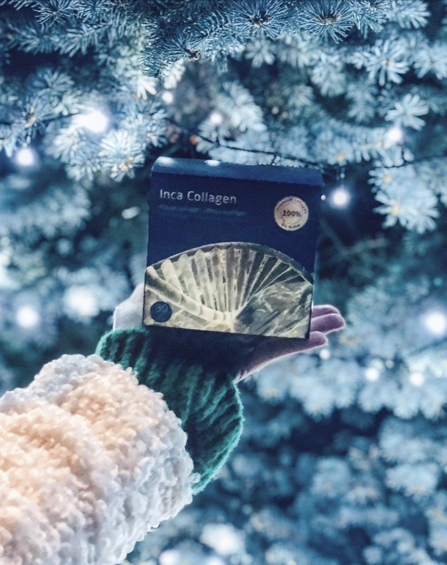 Vyhraj měsíční balení Inca Collagenu pro sebe a dvě kámošky
