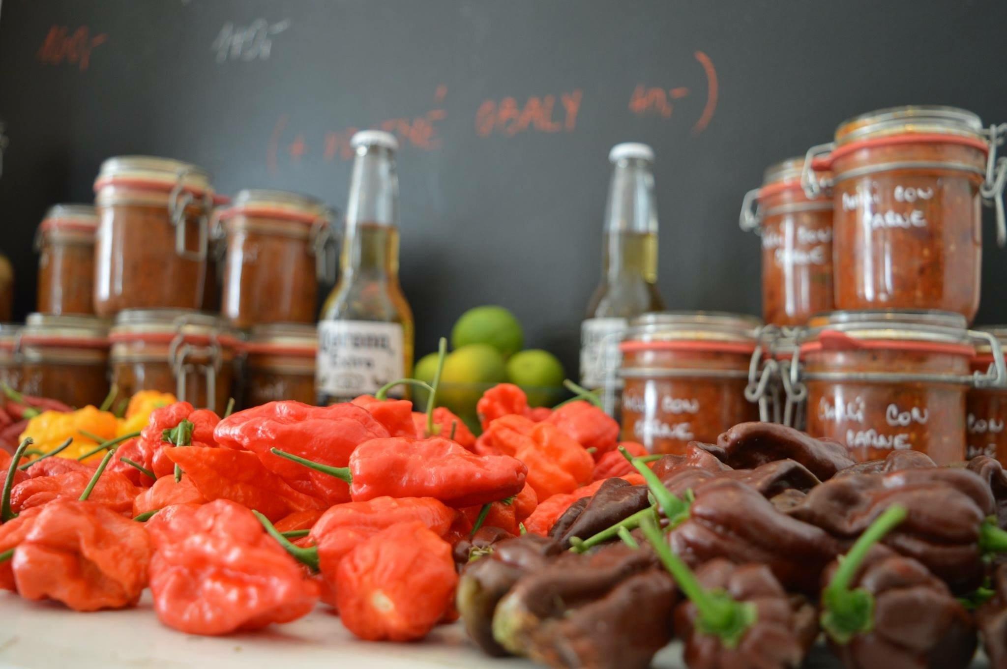 Brno Tips – World of chilli