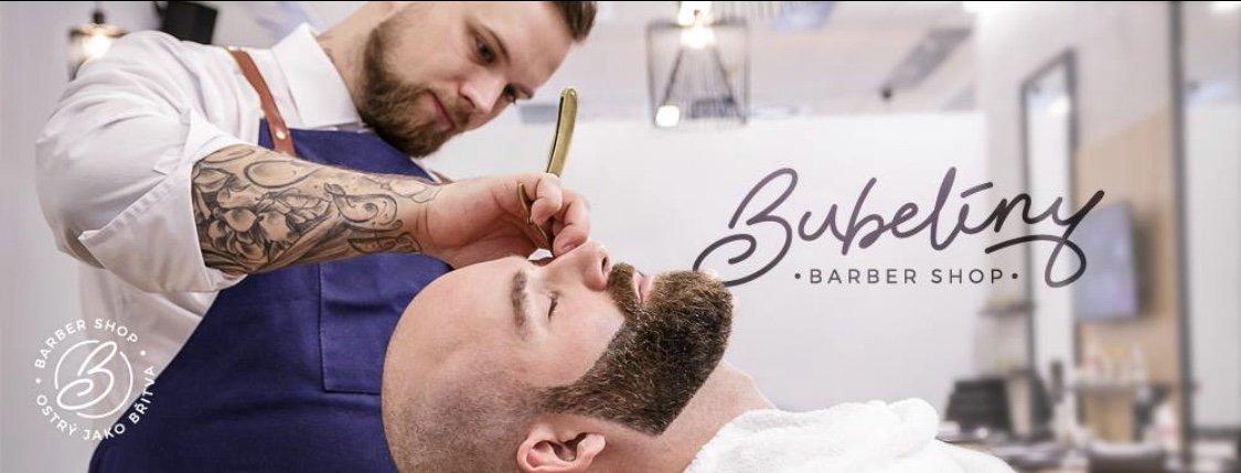 Vyhlášení soutěže o poukazy do Bubelíny Barber shop