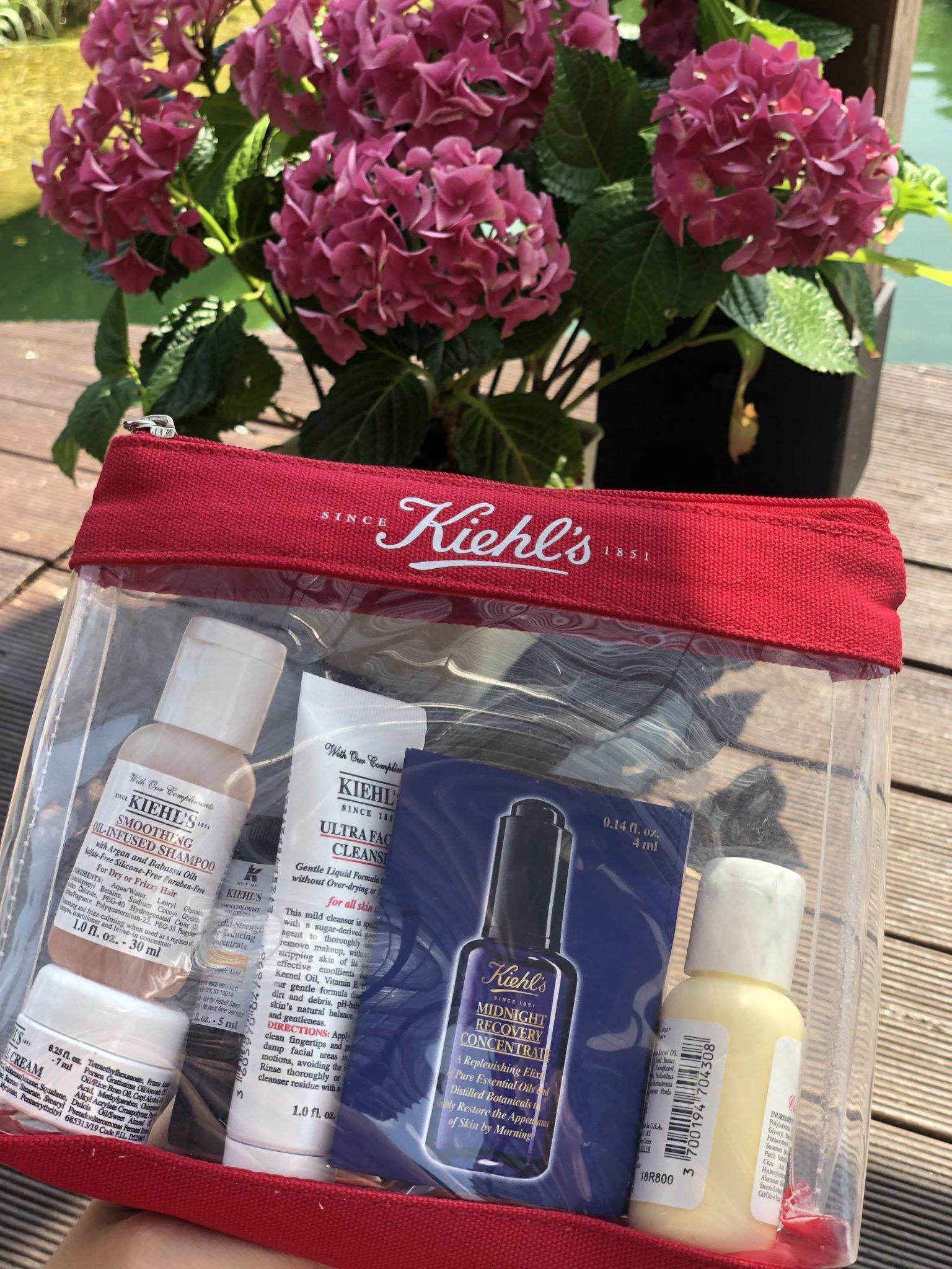 Vyhlášení soutěže o cestovní balení od Kiehl's