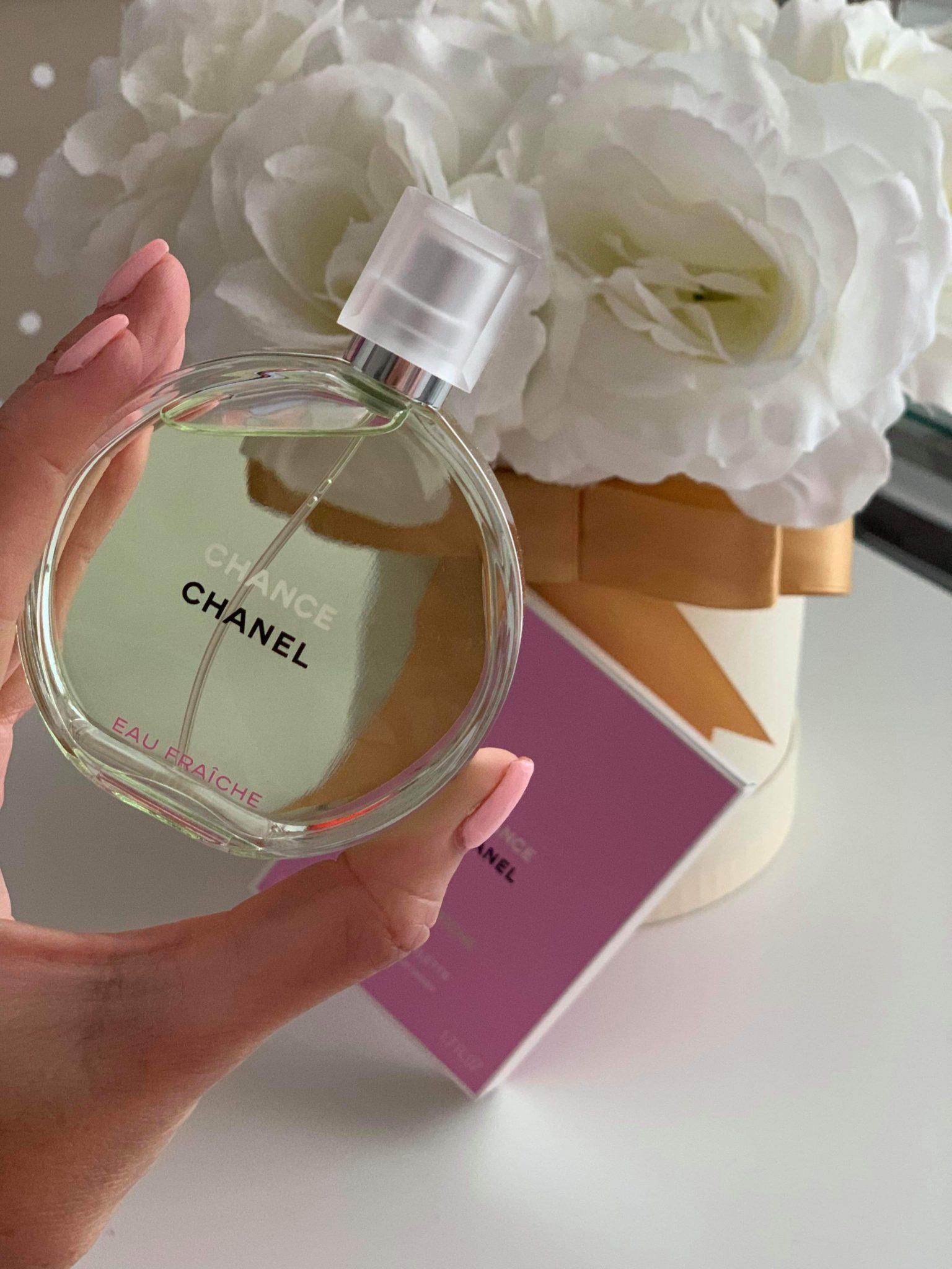Dokonalá letní vůně, to je Chanel Chance eau Fraiche