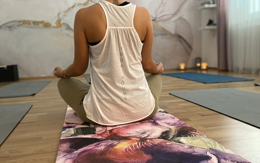 Designové eko jogamatky Dhaara
