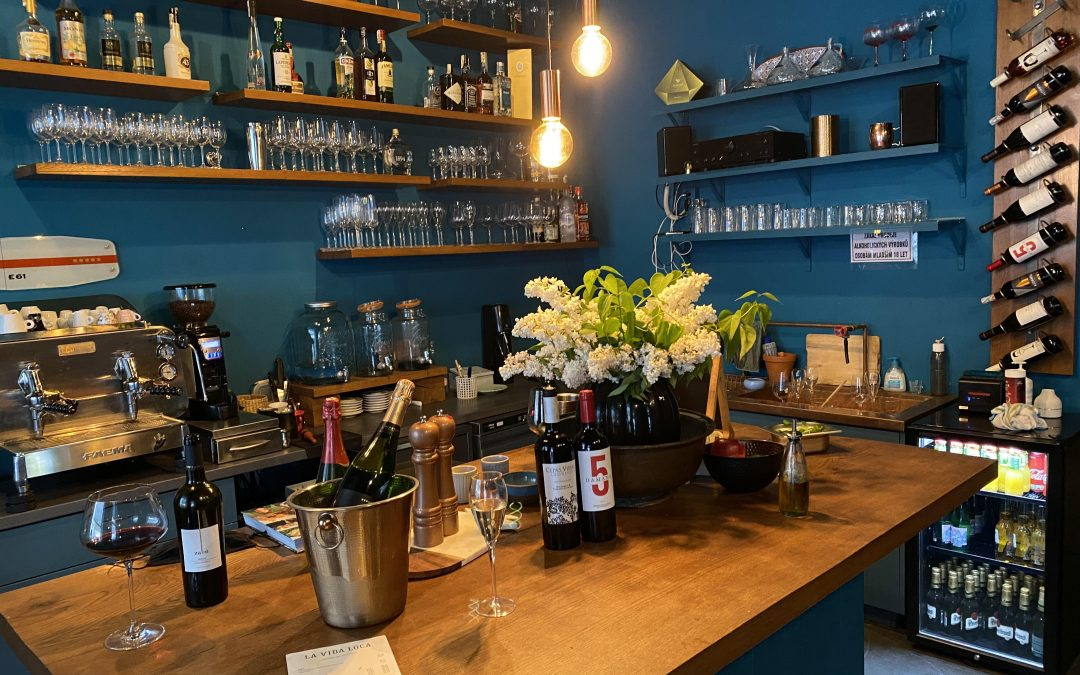Brno Tips – La Vida Loca – wine a tapas bar