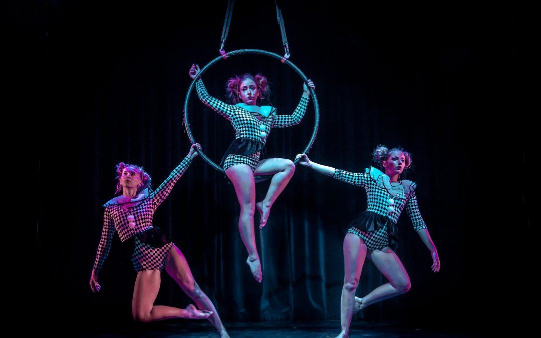 Circus Mefisto v Cabaret des Péchés