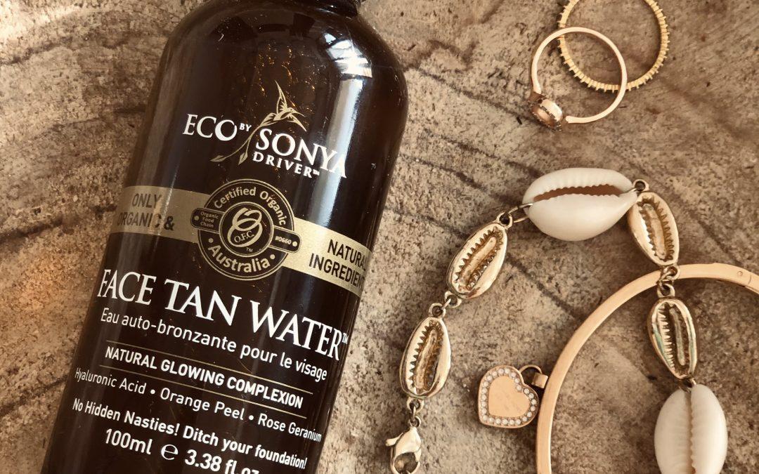 Rychlé a zdravé opálení během pár hodin s Eco by Sonya
