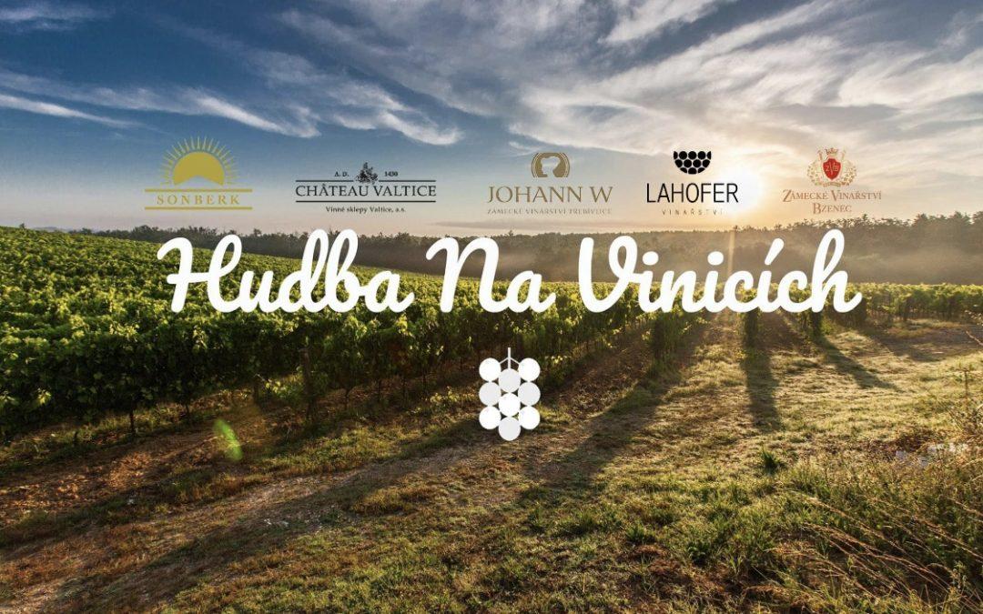 Hudba na vinicích – daruj zážitek!