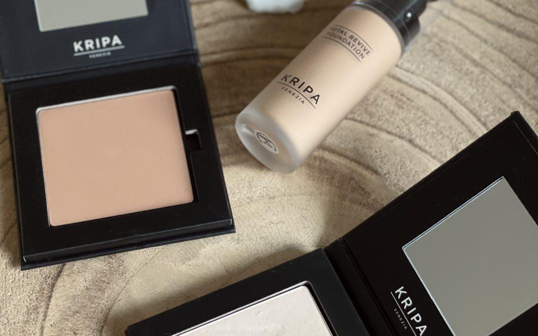 Beauty tip – přírodní a pečující dekorativní kosmetika KRIPA
