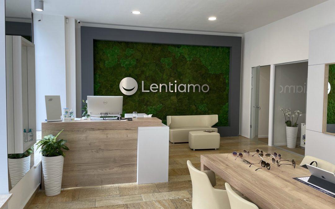 Optika Lentiamo.cz
