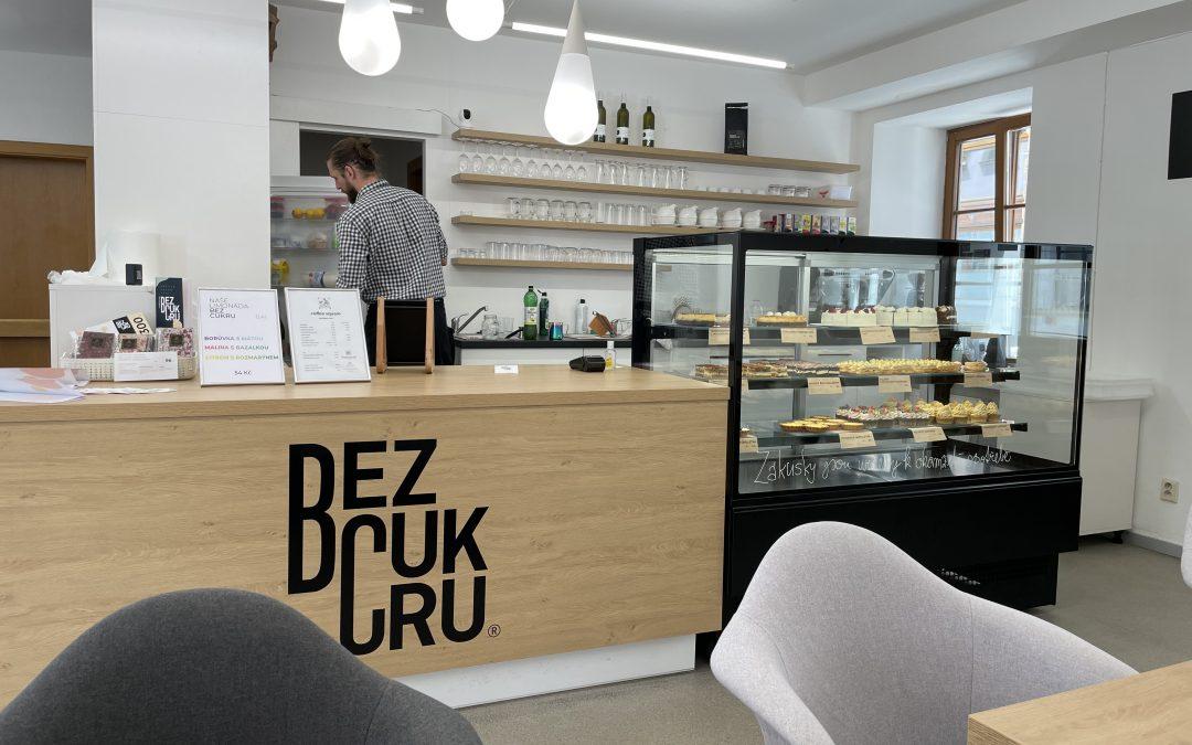 Brno tips – Cukrárna BezCukru