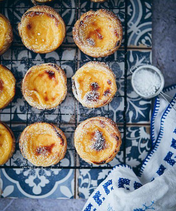 Pasteis de nata – tradiční portugalský recept